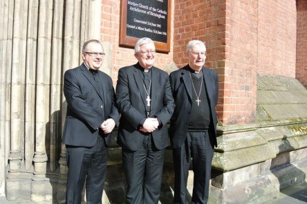 New Auxiliary Bishop for the Archdiocese of Birmingham